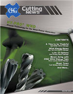 November December Cutting News 2009